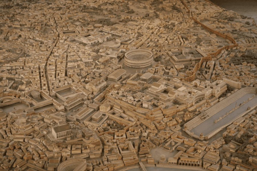 Romae: The City of Rome - its Stones and Stories